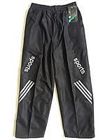 Спортивные штаны болоневые, подросток-мужские. От 3шт по 20грн, фото 1