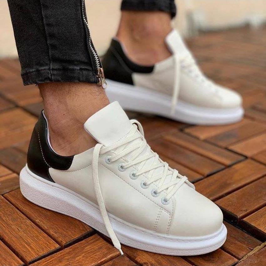 Чоловічі кросівки Chekich CH256 White/Black