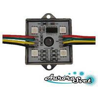 Піксель керований світлодіодний. RGB PIXEL WL-12V4RGB2801 1,2 W