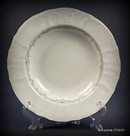Bernadotte (Тонке мереживо) Тарелка глубокая 6 штук d23 см фарфор Thun