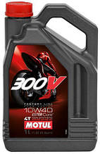 300V 4T FACTORY LINE SAE ROAD RACING 10W40 (4L)/104121