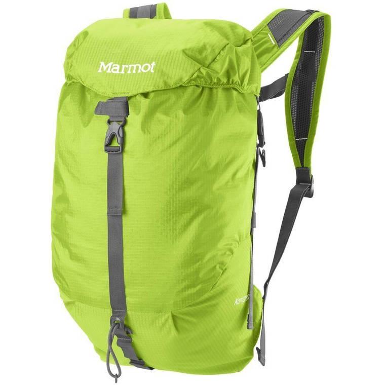 Рюкзак Marmot Kompressor 18 Green Lime, фото 2