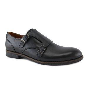 Чоловічі туфлі  кожа  40-45 черный