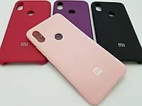 Чехол накладка Silicone case Xiaomi RedMi S2