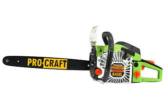 Бензопила Pro Craft K450L 3,6 кВт