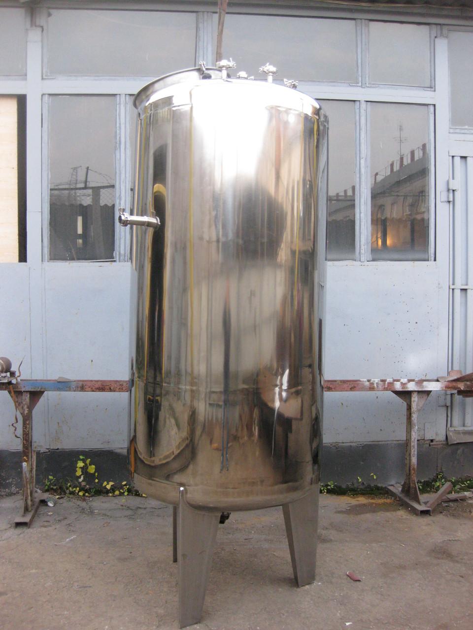 Емкость из нержавеющей стали 1000 литров