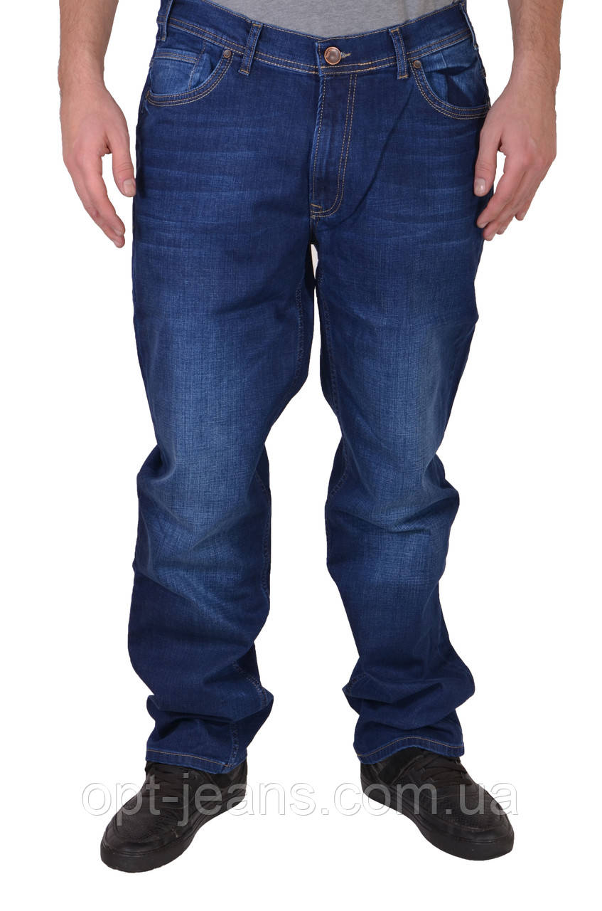 TEXCEL мужские джинсы БАТАЛ(38-44/4шт.) Осень 2019
