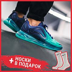 Женские кроссовки Nike Air Max 720 Sea Forest AO2924-400, Найк Аир Макс 720