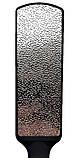 Терка для педикюра лазерная никель Niegelon 2 х сторонняя, фото 5