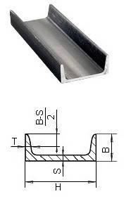Швелер 8У некондиція (кількість обмежена), фото 2