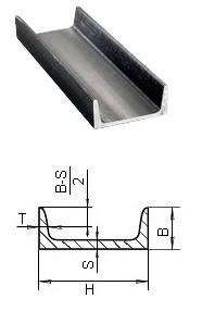 Швеллер   5У некондиция (количество ограничено)