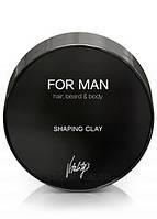 Мужская глина для моделирования VITALITY'S For Man Shaping Clay 75 мл