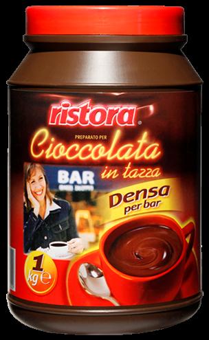 Густой горячий шоколад Ristora Bar 1кг