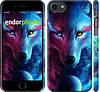 "Чехол на iPhone 8 Арт-волк ""3999c-1031-716"""