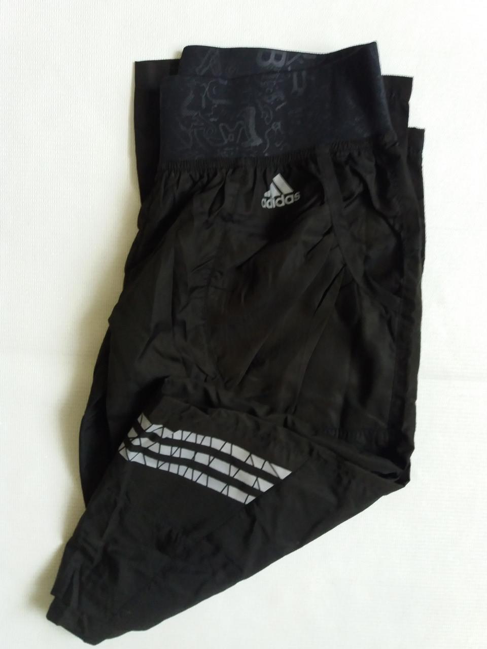 Спортивные штаны женские-подросток плащевка р.42.