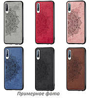 TPU+Textile чехол Mandala с 3D тиснением для Huawei P Smart Z