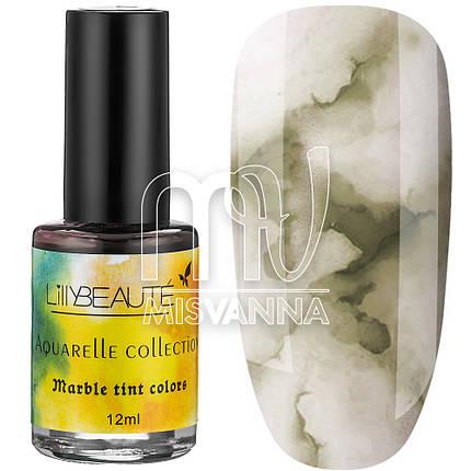 Акварельные капли Aquarelle Collection Lilly Beaute №04, 12 мл горчичный, фото 2