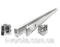 Металлическая зубчатая рейка Alutech ROA 8, фото 2