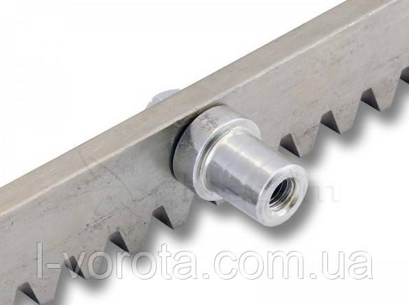 Металлическая зубчатая рейка Alutech ROA 8