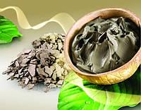 Натуральная очищающая маска для лица с зеленой глиной