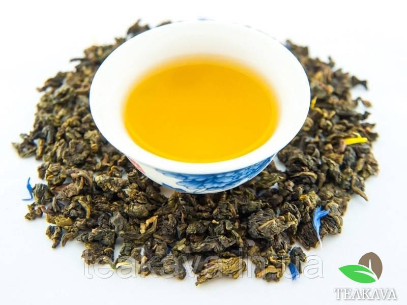 Клубничный Улун (ароматизированный чай), 50 грамм