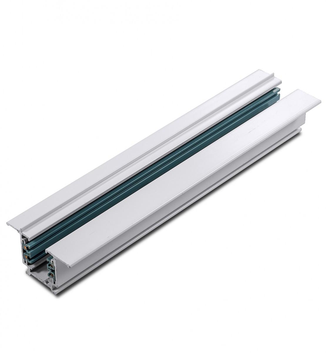 MC-3/1000 into трёхфазный врезной шинопровод для трековых светильников