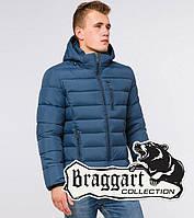 Куртка зимняя короткая бирюзовая Braggart Aggressive 36450F