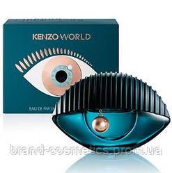 Женская парфюмированная вода Kenzo World Intense 75 мл
