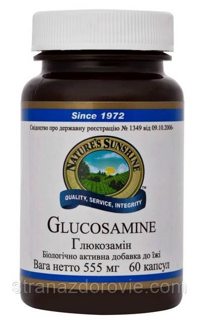 Глюкозамина НСП Glucosamine NSP - 60 кап - NSP, США