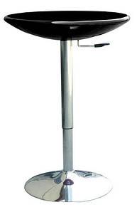 Барный стол высокий Амира черный, от SDM Group