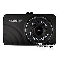 Автомобильный видеорегистратор Carcam T615 с дисплеем