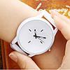 Кварцевые часы Miler (white) - гарантия 6 месяцев, фото 3
