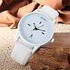 Кварцевые часы Miler (white) - гарантия 6 месяцев, фото 5