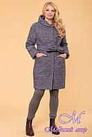 Женское зимнее пальто больших размеров (р. XL, XXL, XXXL) арт. А-37-20/40694