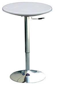 Барный стол высокий Амира белый, от SDM Group