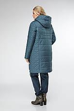 Куртка женская демисезонная,большие размеры, фото 2