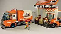 ВИДЕО КОНСТРУКТОР СЛУЖБА ДОСТАВКИ 1119 аналог Lego  !!! ЖМИ ПОЛНАЯ ВЕРСИЯ НОВОСТИ !!!