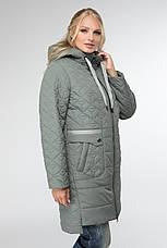 Куртка женская демисезонная,большие размеры, фото 3