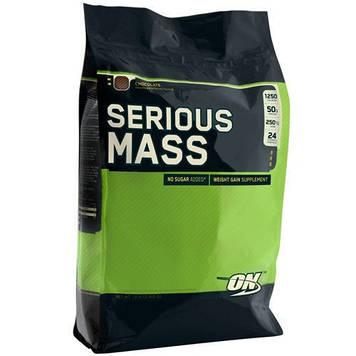 Serious Mass (5,4 kg) Optimum Nutrition