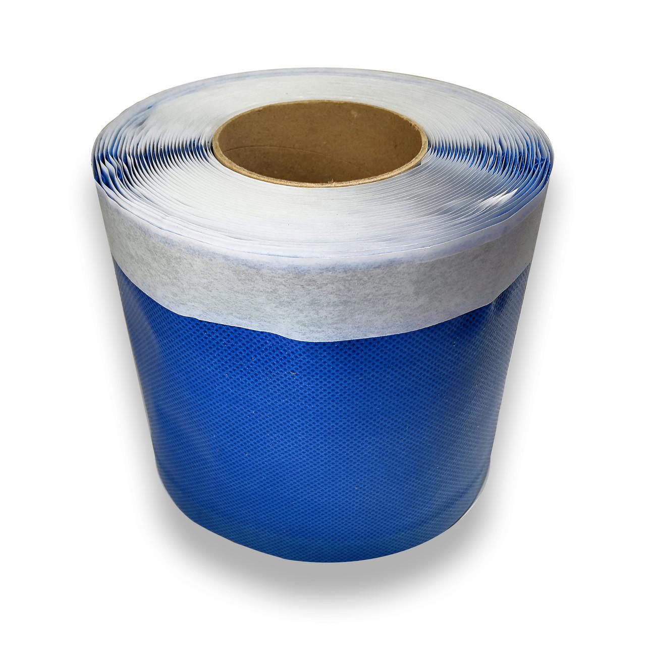 Герметизирующая  лента для монтажа окон внутренняя 100 мм х 12 м S