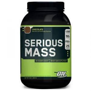 Serious Mass (2,7 kg) Optimum Nutrition
