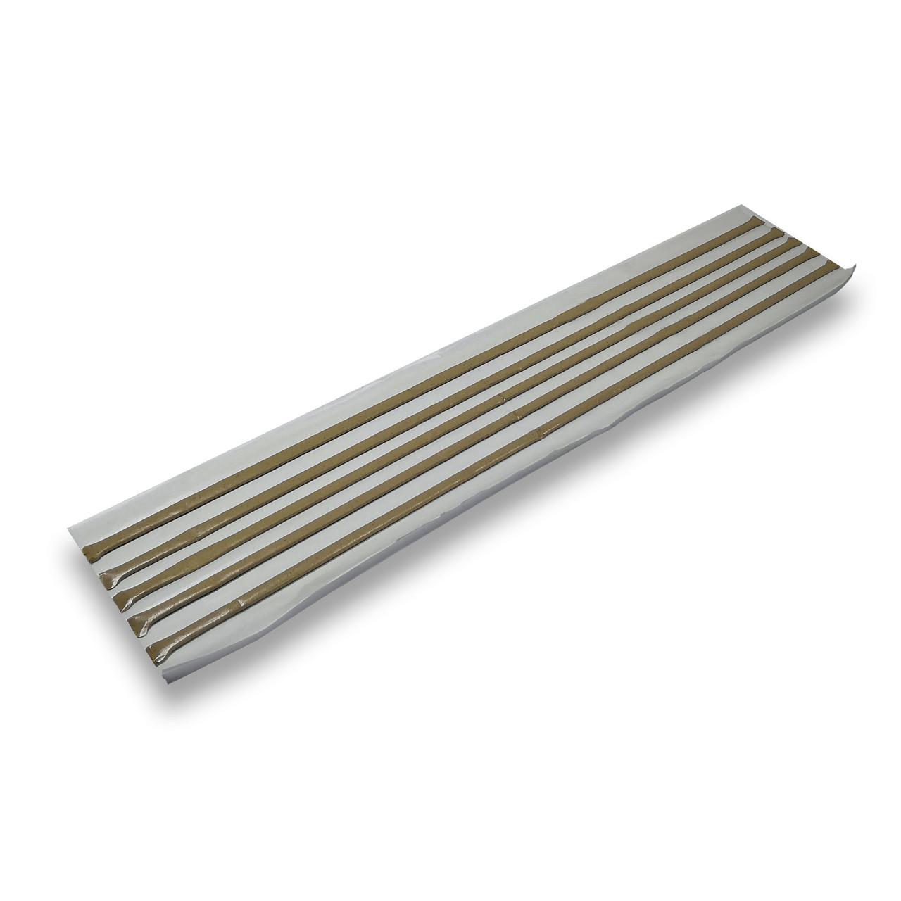 Герметизирующий шнур Ø 5 мм х 2,5 м серый
