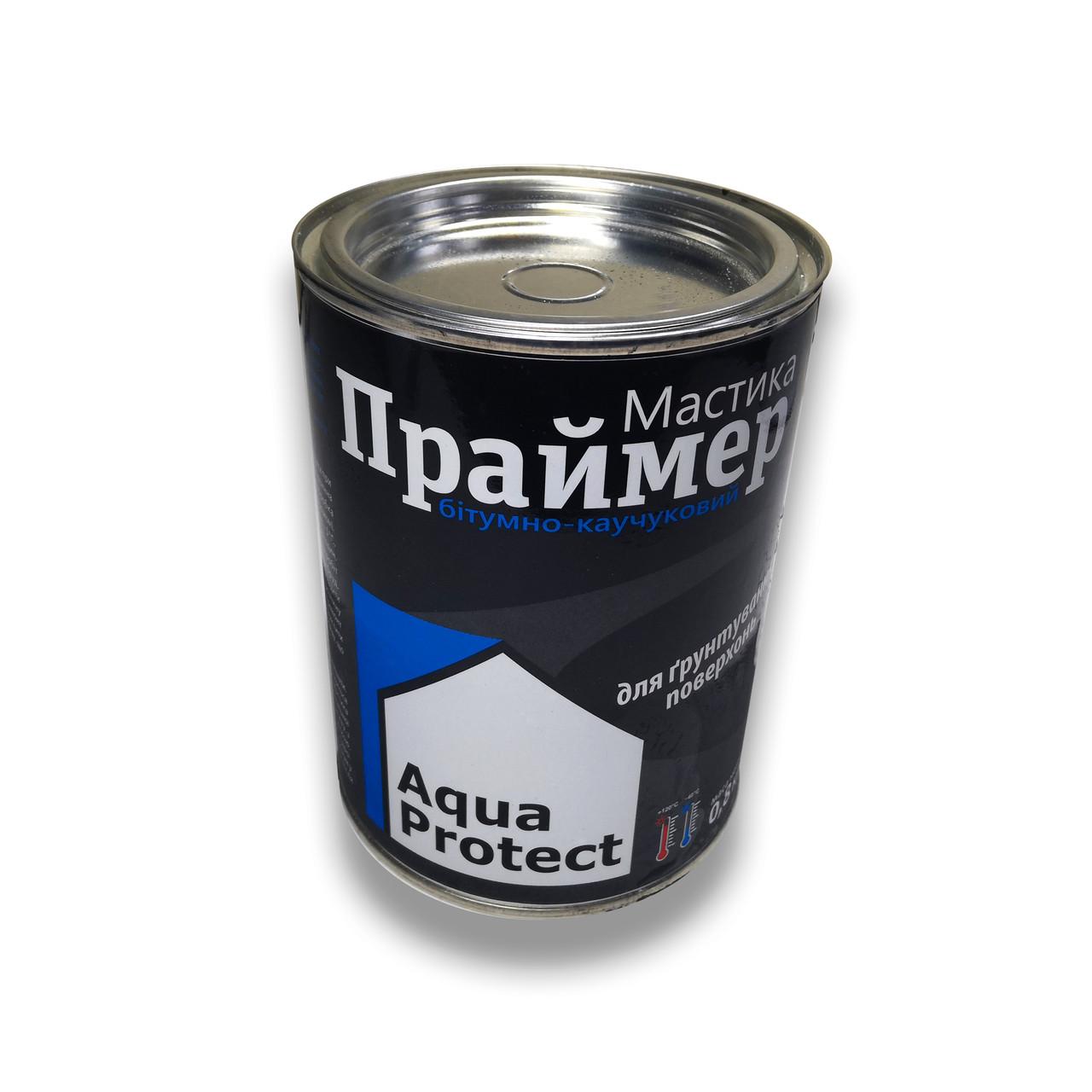 Праймер битумный черный 0,8 кг