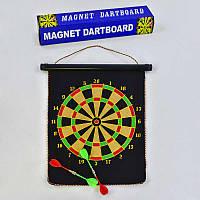 """Дартс магнитный С 33997 (36) размер12"""", в коробке"""