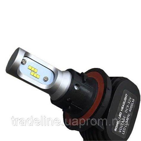 LED лампа RS G8.1 H13 6500K 12V (2 шт.), фото 2