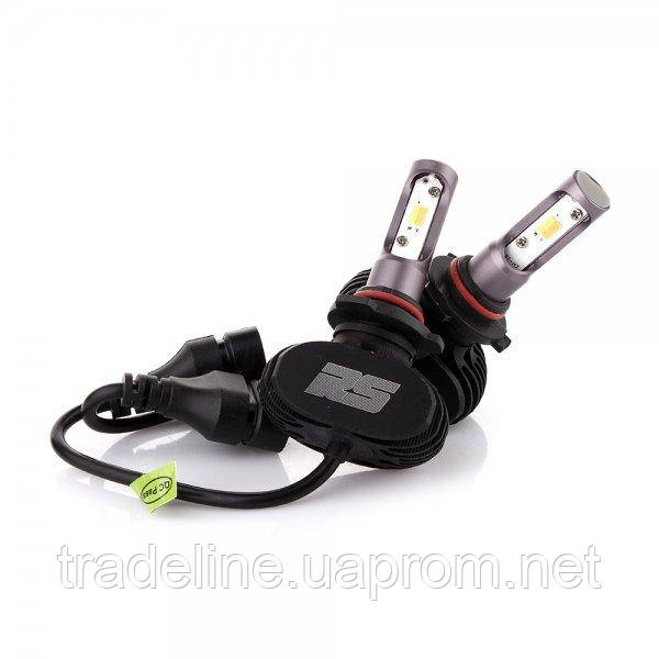 LED лампа RS G8.1 HB3 DOUBLE COLOR  12V (2 шт.)