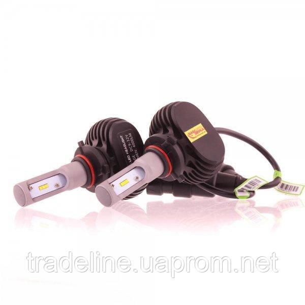LED лампа RS G8.1 HB3 4500K 12V (2 шт.)