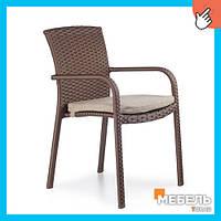 Стулья из ротанга, Стул Верона. Мебель, стул для кафе, бара, ресторана, сада, террасы. Оптом