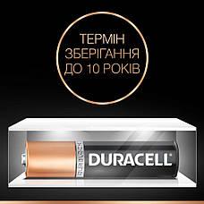 Батарейка DURACELL AAA (LR03) MN2400 12шт., фото 3