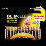 Батарейка DURACELL AAA (LR03) MN2400 12шт.